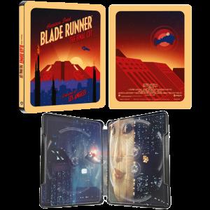 blade runner final cut steelbook 4k visuel produit