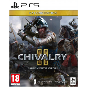 chivalry 2 day one edition ps5 visuel produit