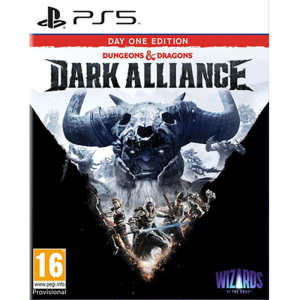 dark alliance dungeons and dragons day one edition ps5 visuel produit