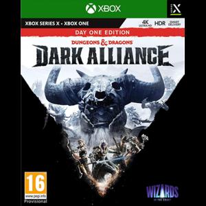 dark alliance dungeons and dragons day one edition xbox visuel produit