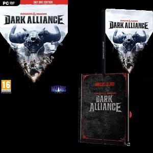 dark alliance dungeons and dragons steelbook edition pc visuel produit