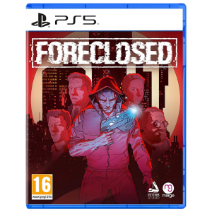 foreclosed visuel produit ps5