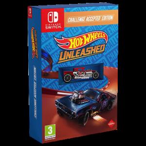 hotwheels unleashed edition switch visuel produit