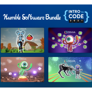 humble bundle code visuel produit 19 mars