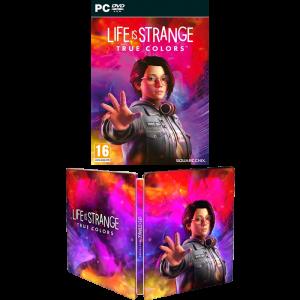 life is strange true colors steelbook pc visuel produit