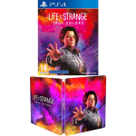 life is strange true colors steelbook ps4 visuel produit