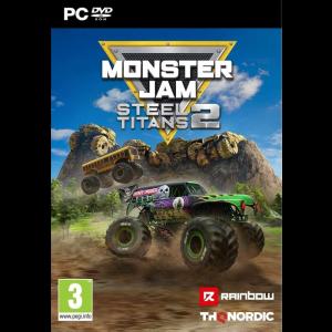 monster jam steel titans 2 pc visuel produit
