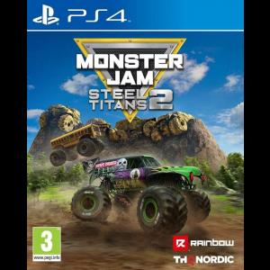 monster jam steel titans 2 ps4 visuel produit