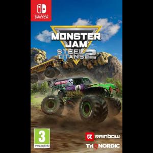 monster jam steel titans 2 switch visuel produit