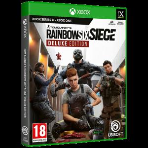 rainbow six siege deluxe edition xbox visuel produit