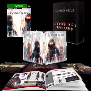 scarlet nexus collector visuel produit xbox