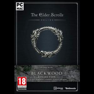 the elder scrolls online blackwood collection pc visuel produit