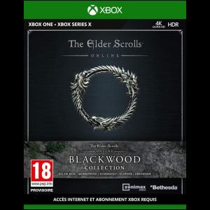 the elder scrolls online blackwood collection xbox visuel produit