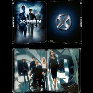 x-men blu ray 4k steelbook visuel produit