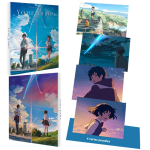 your name blu ray 4K edition limitée all the anime visuel produit