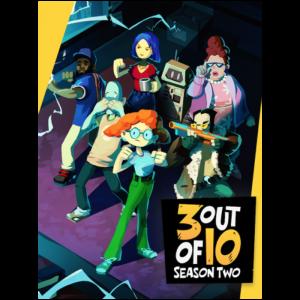 3 out of 10 Season 2 pc visuel produit