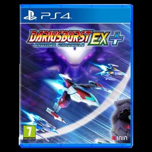 Dariusburst Another Chronicle EX+ PS4 visuel produit