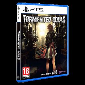 Tormented Souls PS5 visuel produit