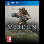 Wwi Verdun Western Front PS4 visuel produit