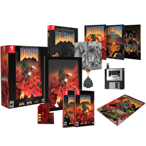 doom classic collection collector switch visuel produit