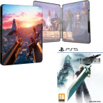 ff7 remake intergrade steelbook ps5 visuel produit