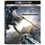 final fantasy advent children blu ray 4k visuel produit