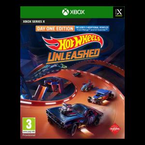 hot wheels unleashd d1 edition xbox series x visuel produit