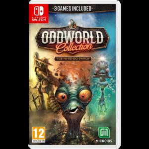 oddworld collection switch visuel produit