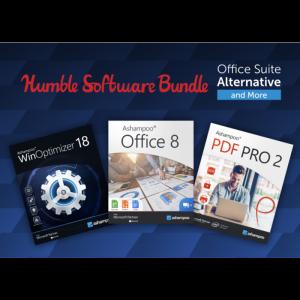 pack bureatique humble bundle visuel produit
