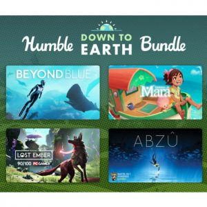 pack down to earth humble bundle visuel produit
