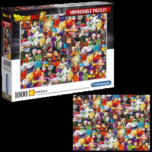 puzzle dragon ball super visuel produit