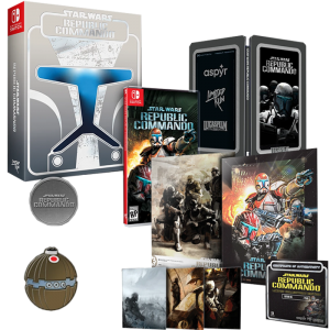 star wars republic commando collector switch visuel produit