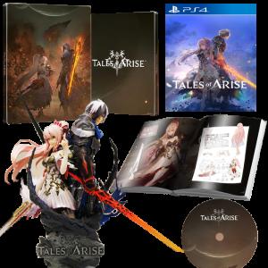 tales of arise edition collector ps4 visuel produit
