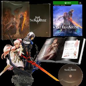 tales of arise edition collector xbox visuel produit