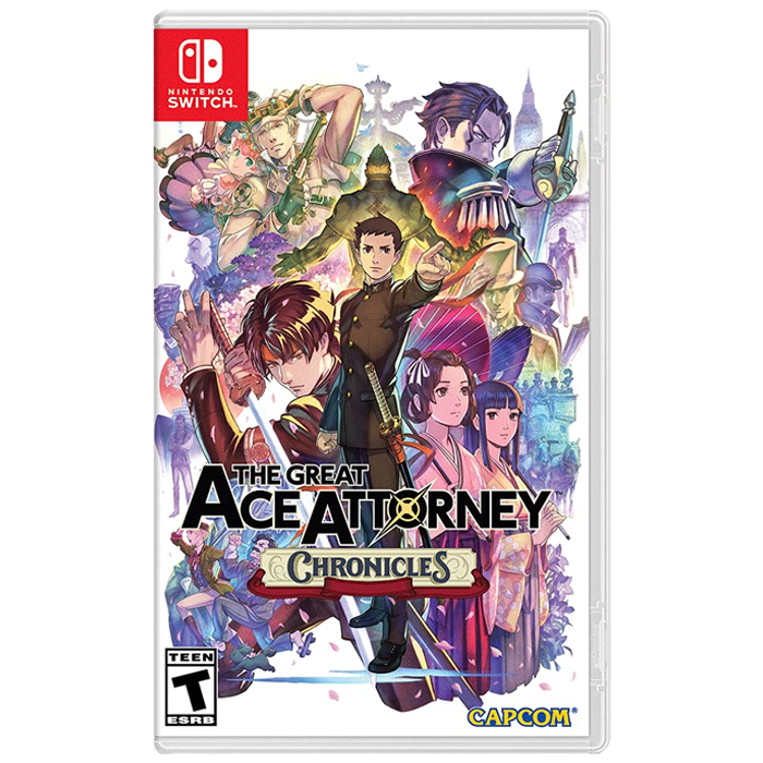 Test The Great Ace Attorney Chronicles (Switch) : prenant et passionnant