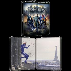 x-men days of future past 4k steelbook lenticulaire visuel produit