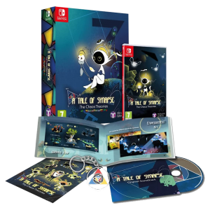 A Tale of Synapse The Chaos Theories Collector Switch visuel produit