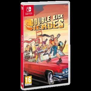 Double Kick Heroes sur Switch visuel produit