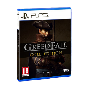 GreedFall Gold Edition ps5 visuel produit