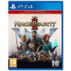 King's Bounty 2 Day One Edition sur PS4 visuel produit