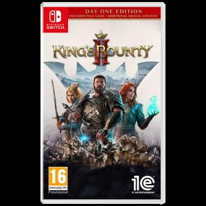 King's Bounty 2 Day One Edition sur Switch visuel produit