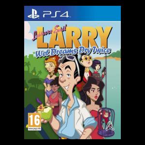 Leisure Suit Larry Wet Dreams Dry Twice sur Ps4 visuel produit