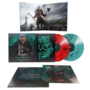 OST Vinyle Assassin's Creed Valhalla visuel produit