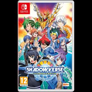 Shadowverse Champion's Battle sur Switch visuel produit