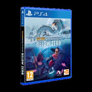 Subnautica Below Zero sur PS4 visuel produit