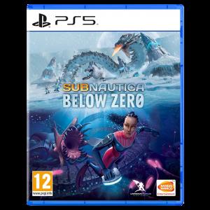 Subnautica Below Zero sur PS5 visuel produit
