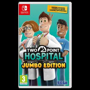 Two Points Hospital Jumbo Edition sur Switch visuel produit