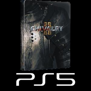 chivalry 2 edition steelbook ps5 visuel produit