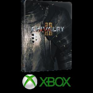 chivalry 2 edition steelbook xbox visuel produit