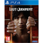lost judgment ps4 visuel produit
